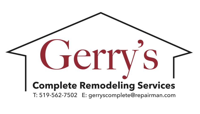 Gerry's Complete Remodelling Services